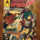 The Deadly Foes of Spider-Man (spiderman) #2 comic book - Marvel Comics