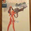 Elektra Assassin #1 comic book - Marvel Comics, daredevil
