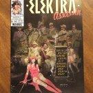 Elektra Assassin #3 comic book - Marvel Comics, daredevil