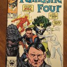 Fantastic Four (4) #292 comic book - Marvel Comics
