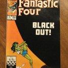 Fantastic Four (4) #293 comic book - Marvel Comics