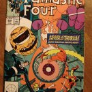Fantastic Four (4) #338 comic book - Marvel Comics