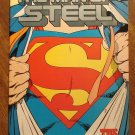 Man of Steel #1 comic book - DC Comics, NM/M, John Byrne, Collector cover, Superman