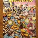Valiant Reader #1 promo comic book - Valiant comics