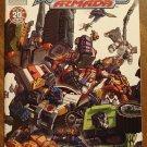 Transformers Armada #2 comic book - DreamWave Productions