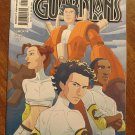 The Guardians #4 comic book - Marvel comics