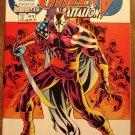 Citizen V & The V-Battallion #1 comic book - Marvel comics