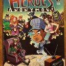 Heroes Anonymous #1 comic book - Bongo comics