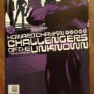 Challengers of the Unknown #3 comic book - DC Comics - Howard Chaykin
