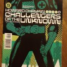 Challengers of the Unknown #5 comic book - DC Comics - Howard Chaykin