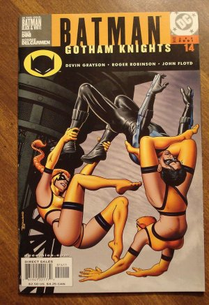 Batman: Gotham Knights #14 comic book - DC Comics