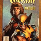 Gambit #5 (2004) comic book - Marvel comics - w/ Wolverine!