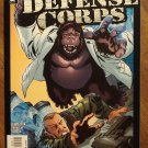 Human Defense Corps #2 comic book - DC Comics