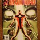 The Invincible Iron Man #38 (2001) comic book - Marvel Comics