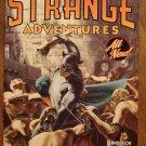 JSA Strange Adventures #3 comic book - DC Comics - Justice Society of America