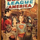 JLA: Realworlds deluxe format comic book - DC Comics - Justice Society of America