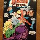JLE - Justice League Europe #5 comic book - DC Comics