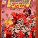 JLE - Justice League Europe #10 comic book - DC Comics
