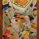 JLE - Justice League Europe #21 comic book - DC Comics