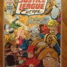 JLE - Justice League Europe Annual #1 comic book - DC Comics