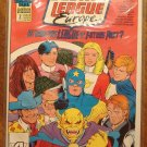 JLE - Justice League Europe Annual #2 comic book - DC Comics