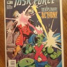 Justice League Task Force #28 comic book - DC Comics