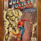 Justice Society of America #1 (mini series) comic book - DC Comics