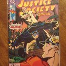 Justice Society of America #7 (regular series) comic book - DC Comics