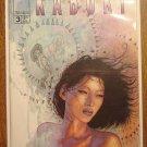 Kabuki #3 comic book - Image Comics