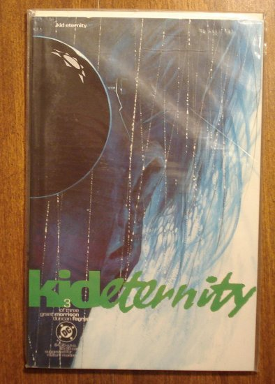 Kid Eternity #3 (mini series) comic book - DC Comics
