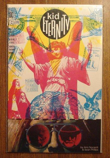 Kid Eternity #2 comic book - DC (Vertigo) Comics