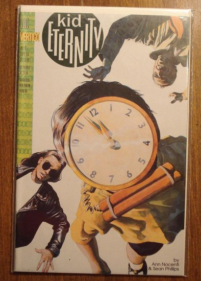 Kid Eternity #5 comic book - DC (Vertigo) Comics