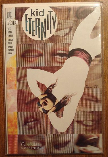 Kid Eternity #6 comic book - DC (Vertigo) Comics
