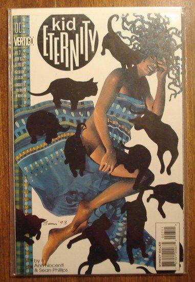 Kid Eternity #7 comic book - DC (Vertigo) Comics
