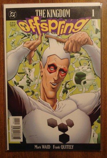 The Kingdom: Offspring #1 comic book - DC Comics