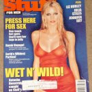 Stuff Magazine - April / May 2000 Nastasha Henstridge, Liz Hurley, Tourist traps, sex spots