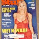 Stuff Magazine - April / May 2000 Nastasha Henstridge, Liz Hurley, Tourist traps, sex spots