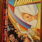 Just Imagine: Stan Lee Creating The Flash deluxe format comic book - DC Comics