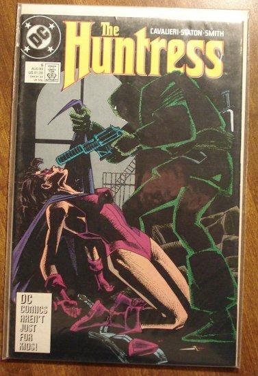 The Huntress  #5 comic book - DC Comics