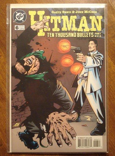 Hitman  #6 comic book - DC Comics - Garth Ennis