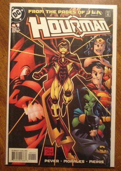 DC Comics - Hourman #1 comic book