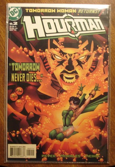 DC Comics - Hourman #2 comic book