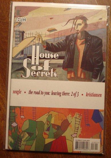House of Secrets #18 comic book - DC (Vertigo) Comics