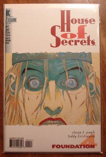 House of Secrets #4 comic book - DC (Vertigo) Comics