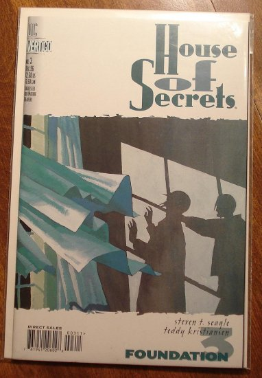House of Secrets #3 comic book - DC (Vertigo) Comics
