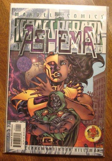 Heroes Reborn: Ashema #1 comic book - Marvel comics