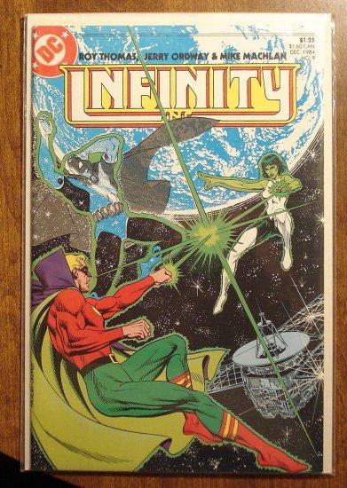 Infinity Inc. #9 comic book - DC Comics
