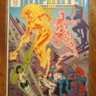 Infinity Inc. #41 comic book - DC Comics