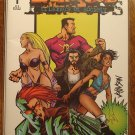 Inmates: Prisoners of Society #1 comic book - Delta Comics