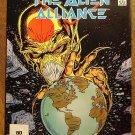 Invasion! Alien Alliance Book #1 comic book - DC Comics